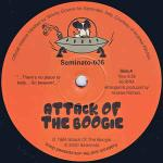 Andrew Kitchen (2) - Attack Of The Boogie - Seminato - Soul & Funk
